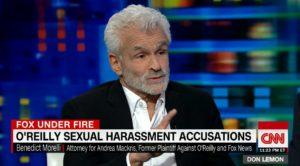 Benedict Morelli on CNN